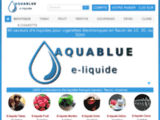 Aquablue E-liquide